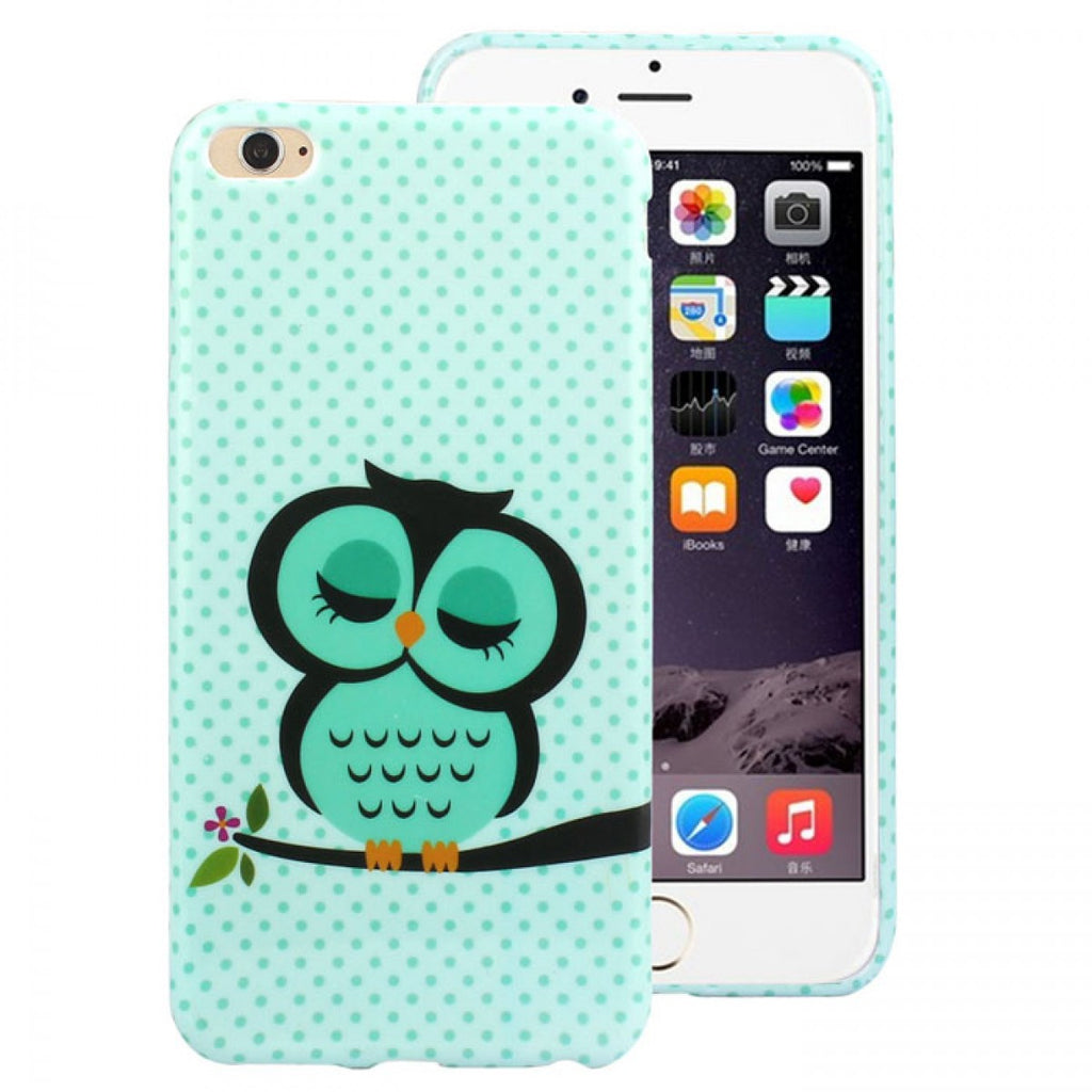 Sleeping Owl Phone Case for IPhone 6 Plus