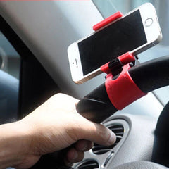 Steering Wheel Phone Mount