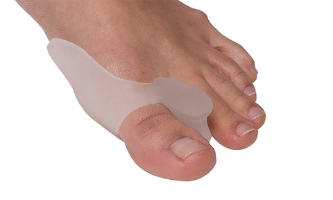 Comfort Healing Toe Separator and Bunion Spacer with EaroNatural Gel
