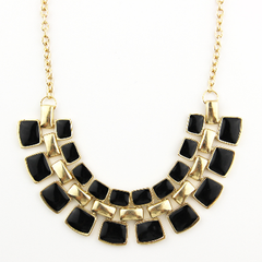 Bling Statement Necklace - Florence Scovel - 2