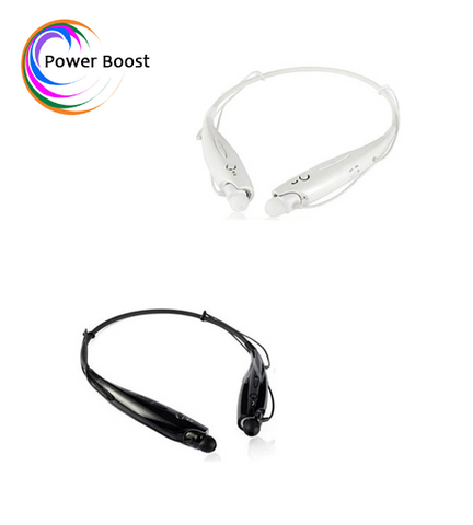 PowerBoost Stereo Headset