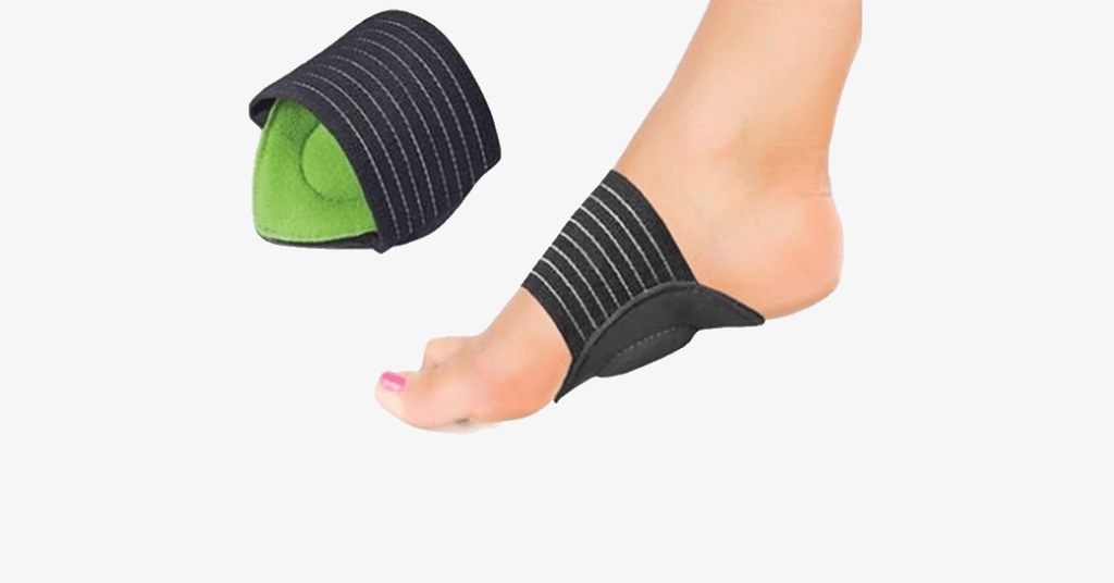 2 Pack: Aero Cushion Plantar Fasciitis Arch Supports - FREE SHIP DEALS