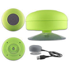 Bluetooth Shower Speaker - Assorted Colors - BoardwalkBuy - 6