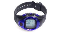 Heart Rate Monitor Watch - Assorted Colors
