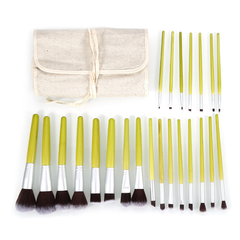 23 Piece Nylon Brush Set