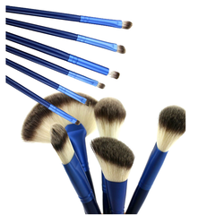 Ocean Blue 24 Piece Brush Set