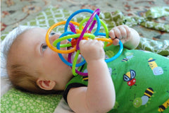 Baby Rattle for Sensory Development