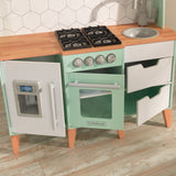 Mid-Century Modern Play Kitchen with EZ Kraft Assembly™