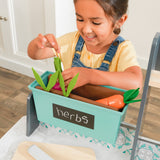 Garden Gourmet Play Kitchen with EZ Kraft Assembly™