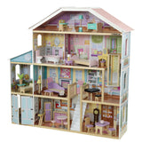 Grand View Mansion Dollhouse with EZ Kraft Assembly™