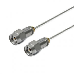 1.85mm to 1.85mm using .047' Semi-flexible Cable,DC-65GHz