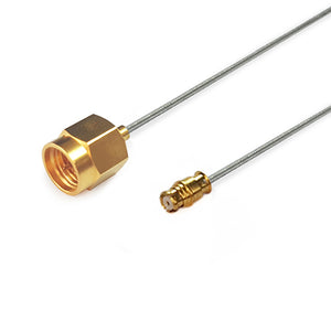 SMA to GPO(SMP) using .047' Semi-flexible Cable,DC-18GHz