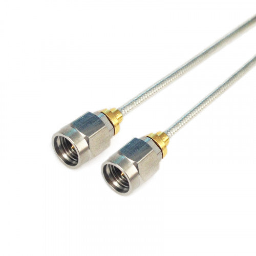 2.92mm to 2.92mm using Flexiform 405 Semi-flexible Cable,DC-40GHz