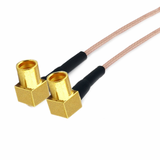 GPO(SMP) to GPO(SMP) using RG316(D) Flexible Cable,DC-3GHz