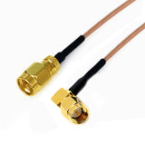 SMA to SMA using RG178 Flexible Cable,DC-3GHz