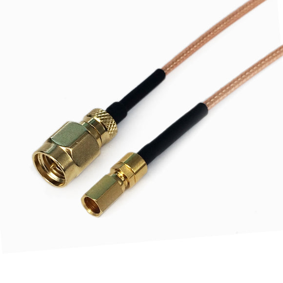SMA to SSMC using RG178 Flexible Cable,DC-3GHz
