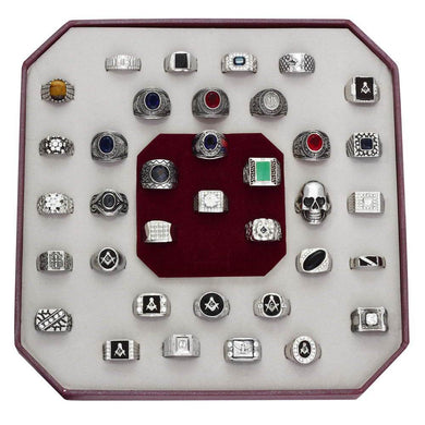 KIT-A-Size10 - High polished (no plating) Stainless Steel Kits with Assorted  in Assorted