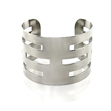 LO478 -  Wholesale Stainless Steel Bangle Women