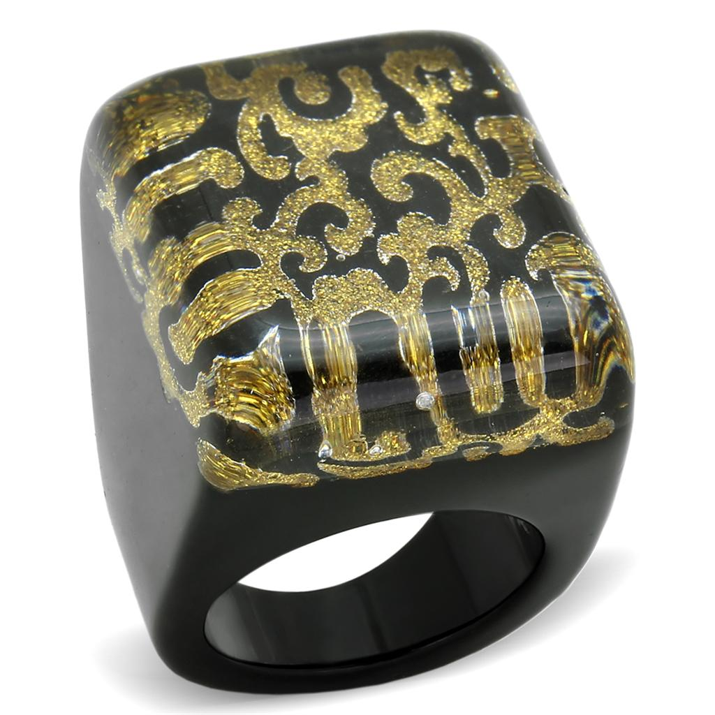 VL112 -  Resin Ring with No Stone