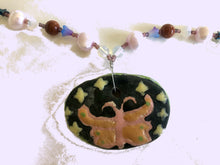 Load image into Gallery viewer, necklace with butterfly pendant