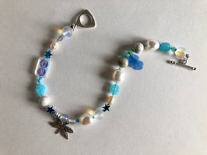 midnight fairy jelly anklet