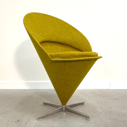 Cone chair K1 by Verner Panton for Plus-Line, Denmark 1960s