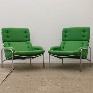 Osaka Lounge Chairs by Martin Visser for 't Spectrum
