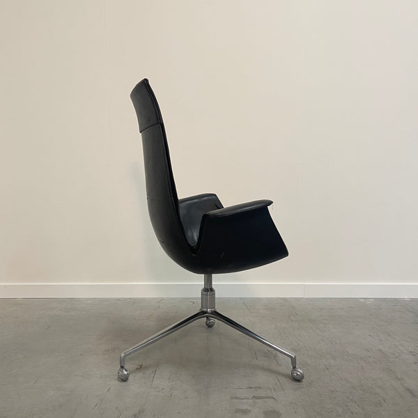 Tulip office chair by Fabricius & Kastholm for Kill, 1960s