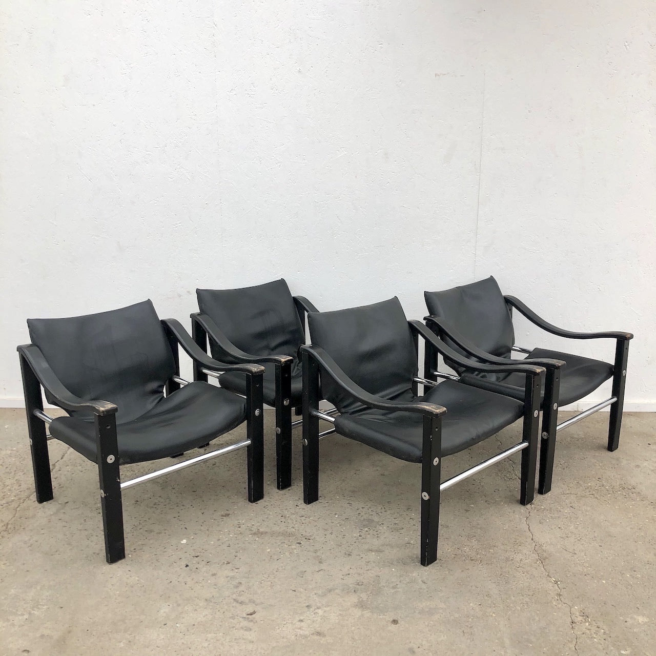 Vintage Arkana safari chairs