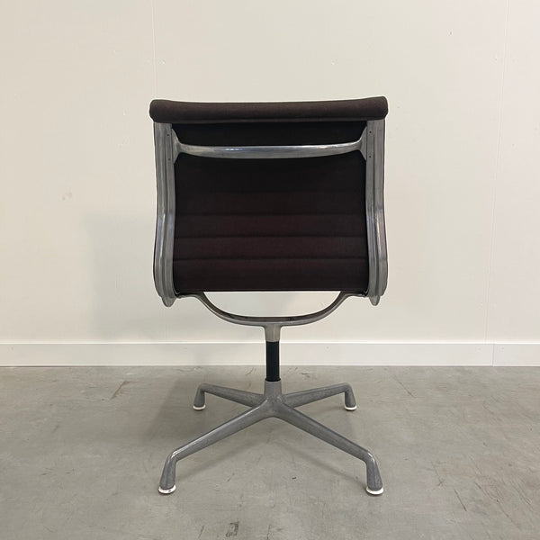 Six Herman Miller low back chairs, model EA105