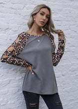 Load image into Gallery viewer, Raglan Sleeve Waffle Knit Top