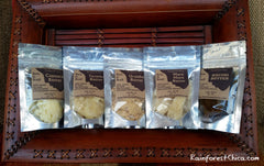 Butters Sampler and Packs - Bacuri, Cupuacu, Murumuru, Tucuma, Ucuuba. - Rainforest Chica  - 3