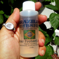 Brazilian Bombshell Winter Protection Body Oil - Rainforest Chica  - 2