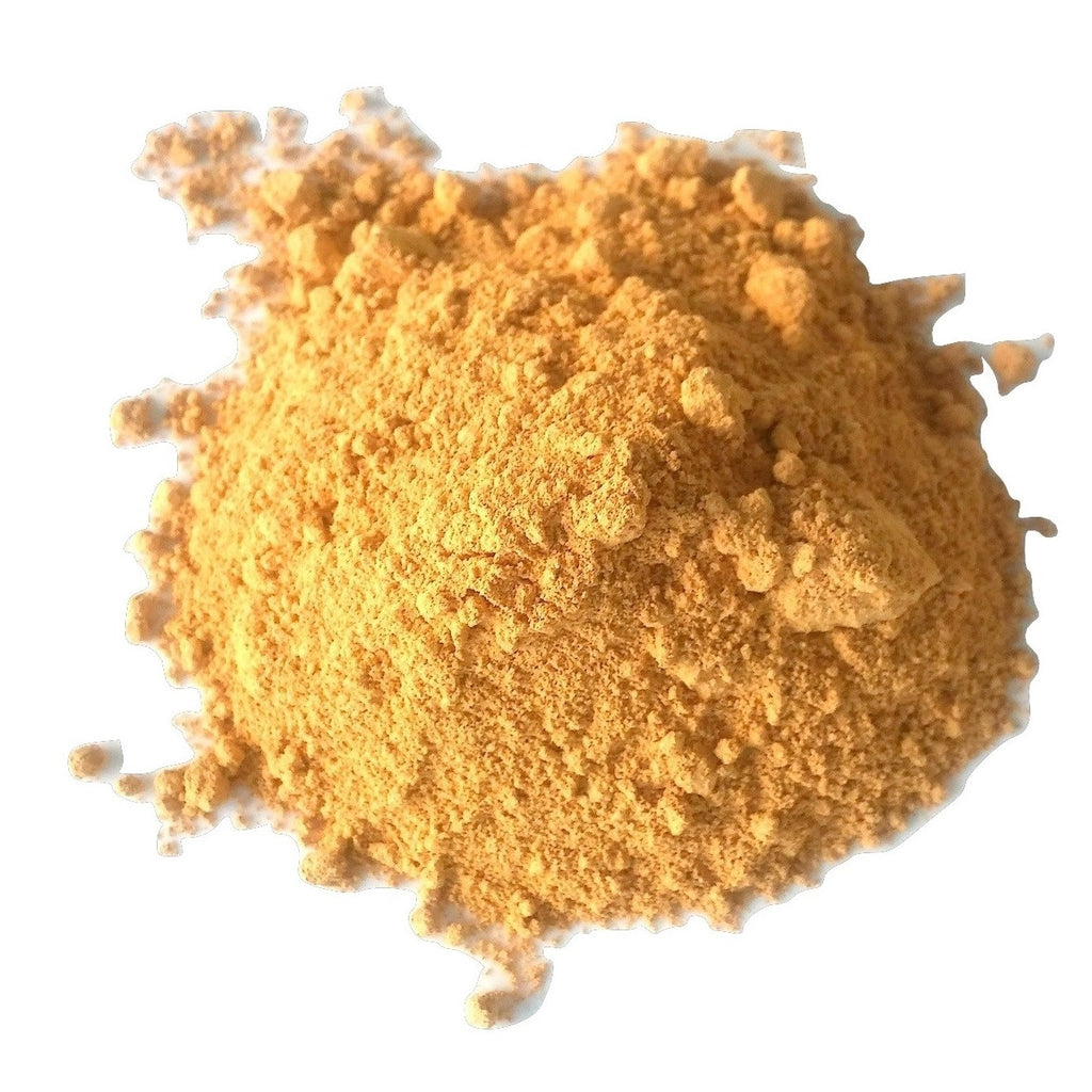 Brazilian Clay - Yellow