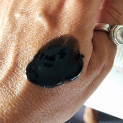 BLACK LAVA Hair Mask For Very Dark Hair