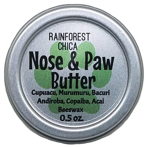 Nose & Paw  Butter - Natural Pet Care.