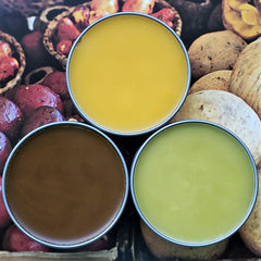 Buriti & Andiroba Balm Beeswax or Vegan