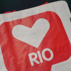 Brazilian Reusable Shopping Bags