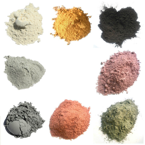Brazilian Clay  - 1 oz.
