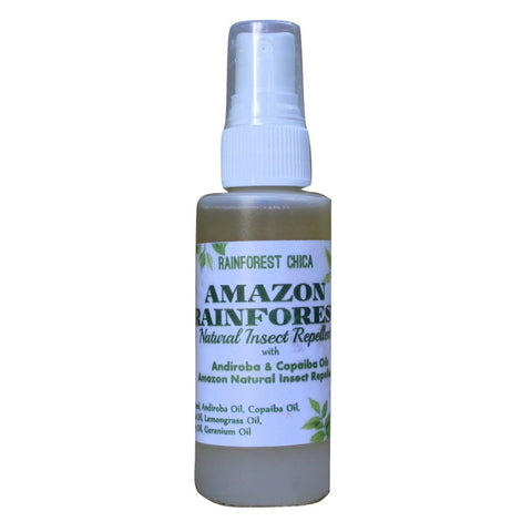 Amazon Rainforest - Natural Insect Repellent