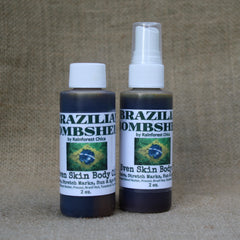 Brazilian Bombshell Even Skin Body Oil - Rainforest Chica  - 2