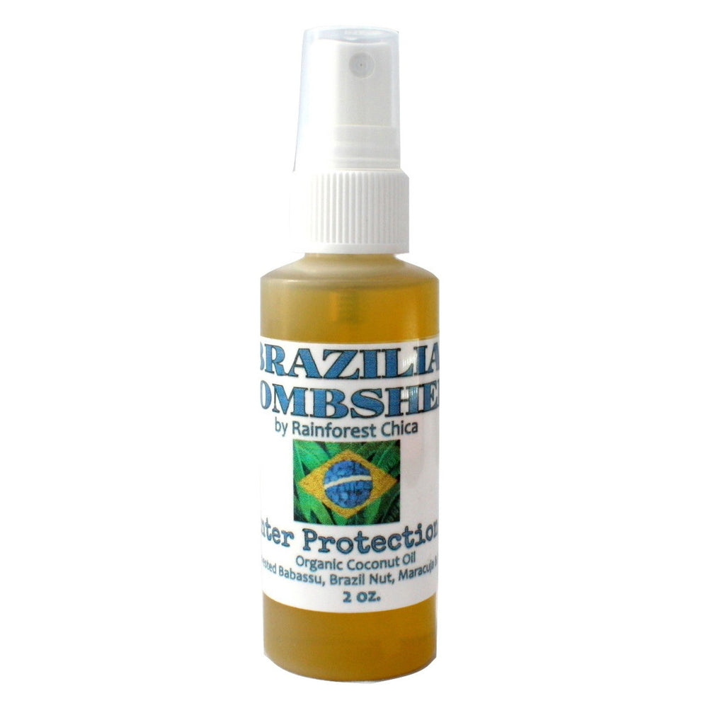 Brazilian Bombshell Winter Protection Body Oil - Rainforest Chica  - 1