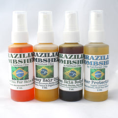 Brazilian Bombshell Even Skin Body Oil - Rainforest Chica  - 3