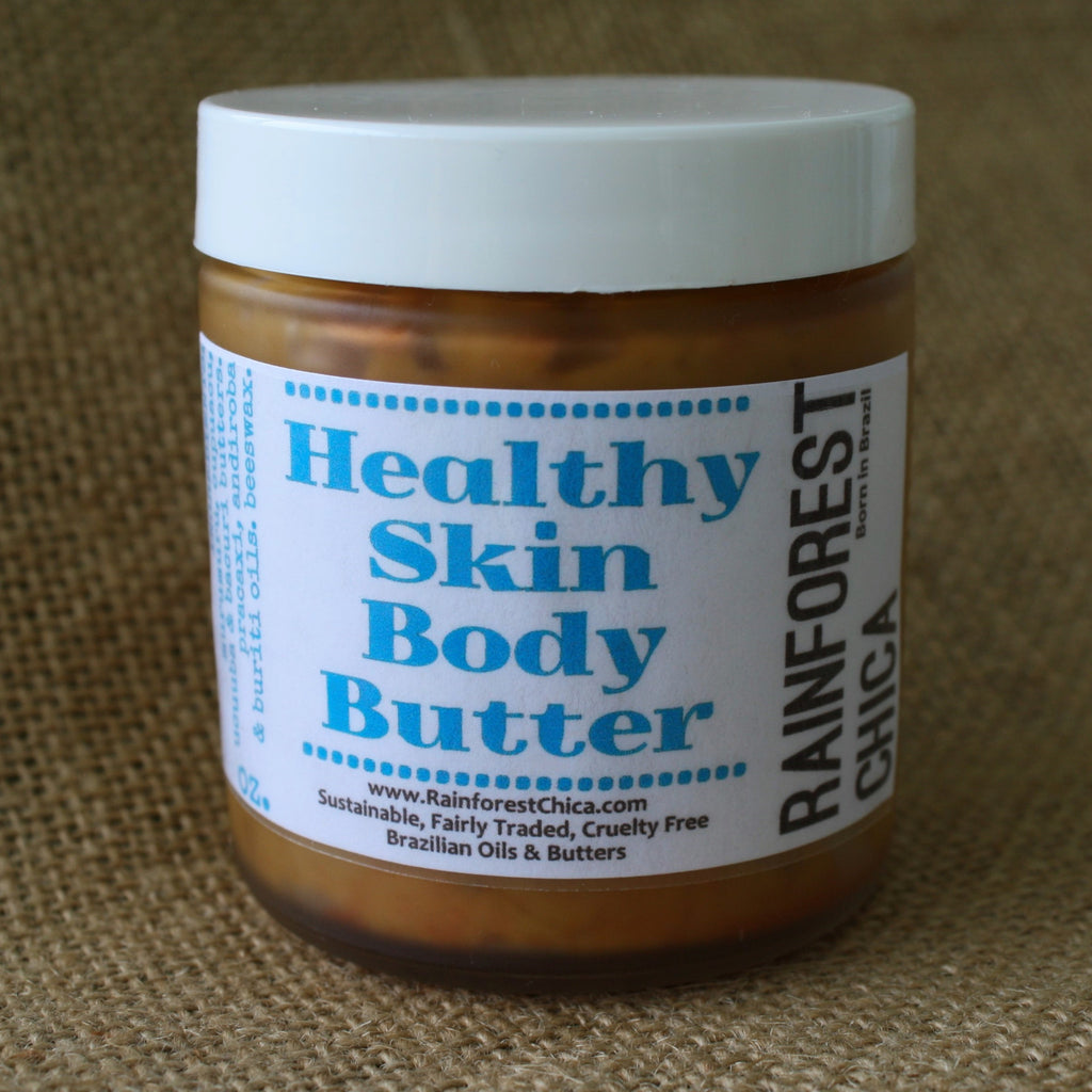 Healthy Skin Body Butter - Rainforest Chica  - 1