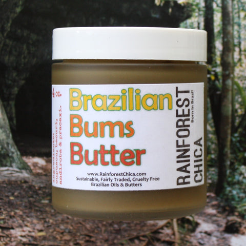 Rainforest Chica Brazilian Bums Butter