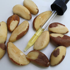 Brazil Nut Oil - Rainforest Chica  - 8