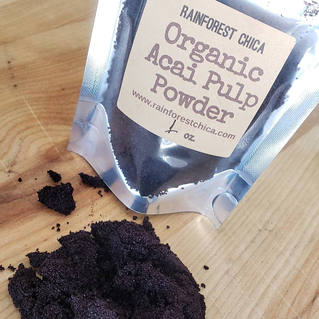 Acai Pulp Powder - Certified Organic