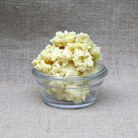 Cupuacu Butter 2 - Hair care, skin care, vegetable lanolin.