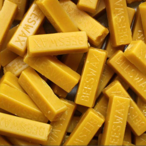 Beeswax - Raw Yellow - for your DIY projects. - Rainforest Chica