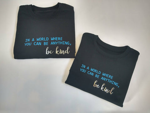 Be Kind (Child's)